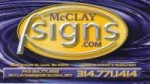 McClay Signs