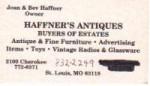 Haffner's Antiques