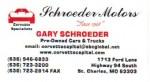 Schroeder Motors